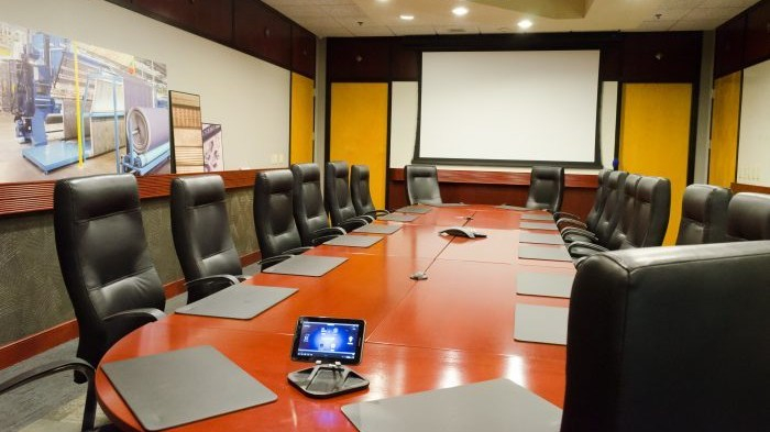Project Showcase: Conference Room Upgrade