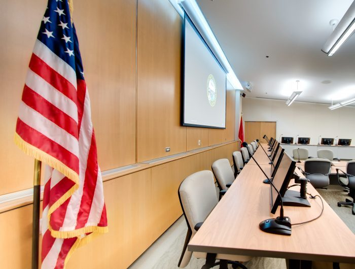 Government Meeting Room